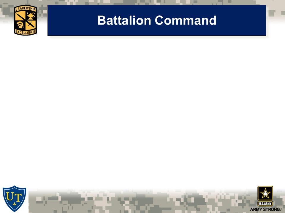 Battalion Command
