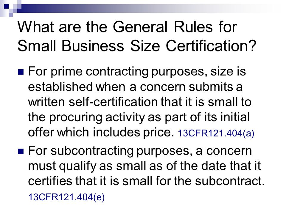 How will the New Rules Affect Orders Under Long Term Contracts.