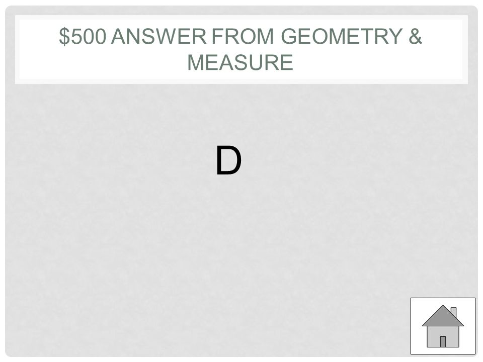 $500 QUESTION FROM GEOMETRY & MEASURE In the figure above, AB = 6 and BC = 8.