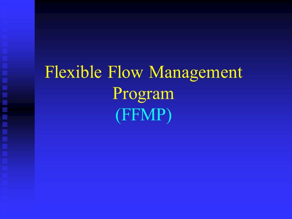 Flexible Flow Management Program (FFMP)