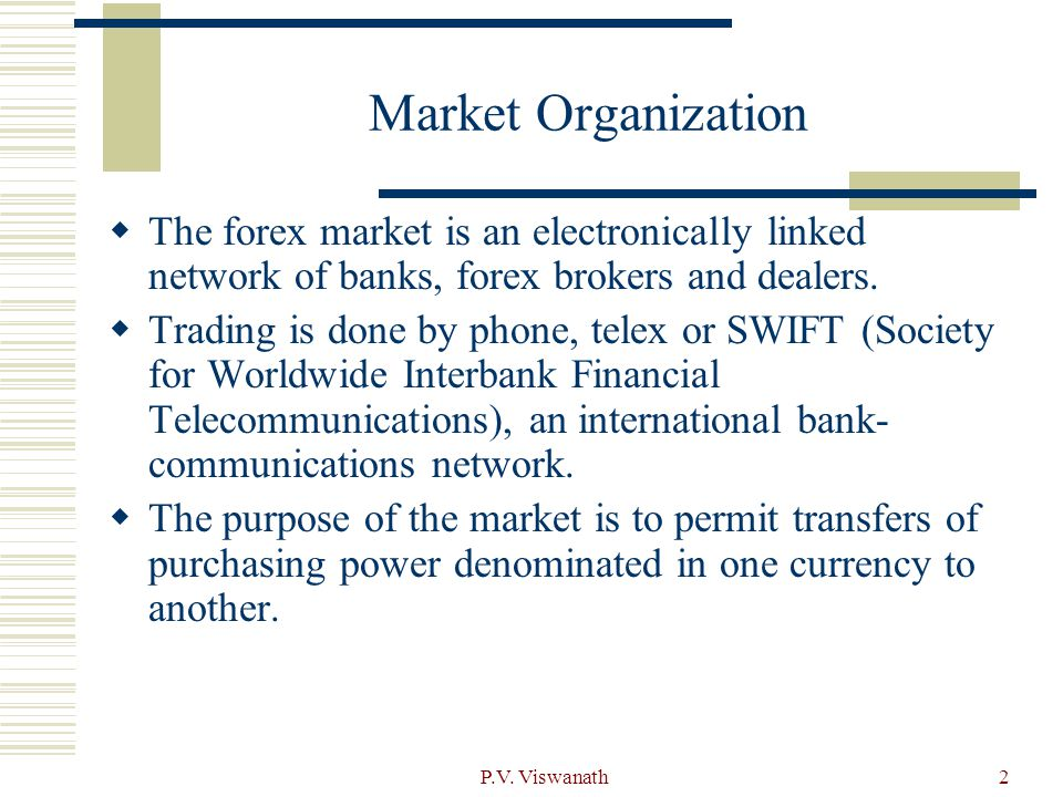 P.V. Viswanath13 Currency Arbitrage