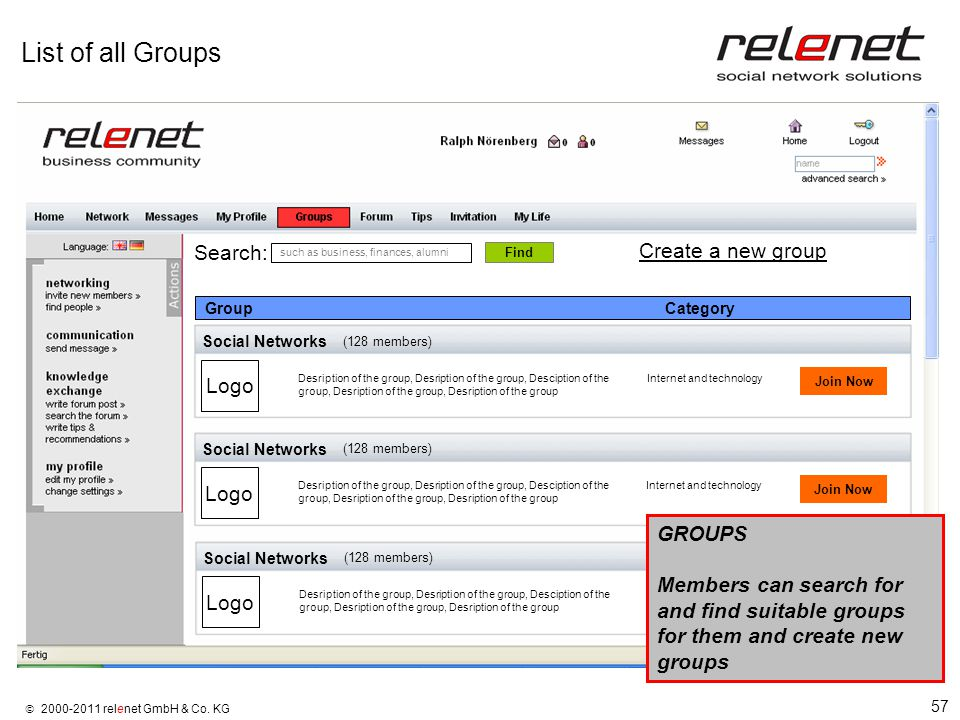 57  2000-2011 relenet GmbH & Co.