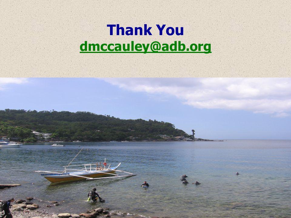 Thank You dmccauley@adb.org dmccauley@adb.org