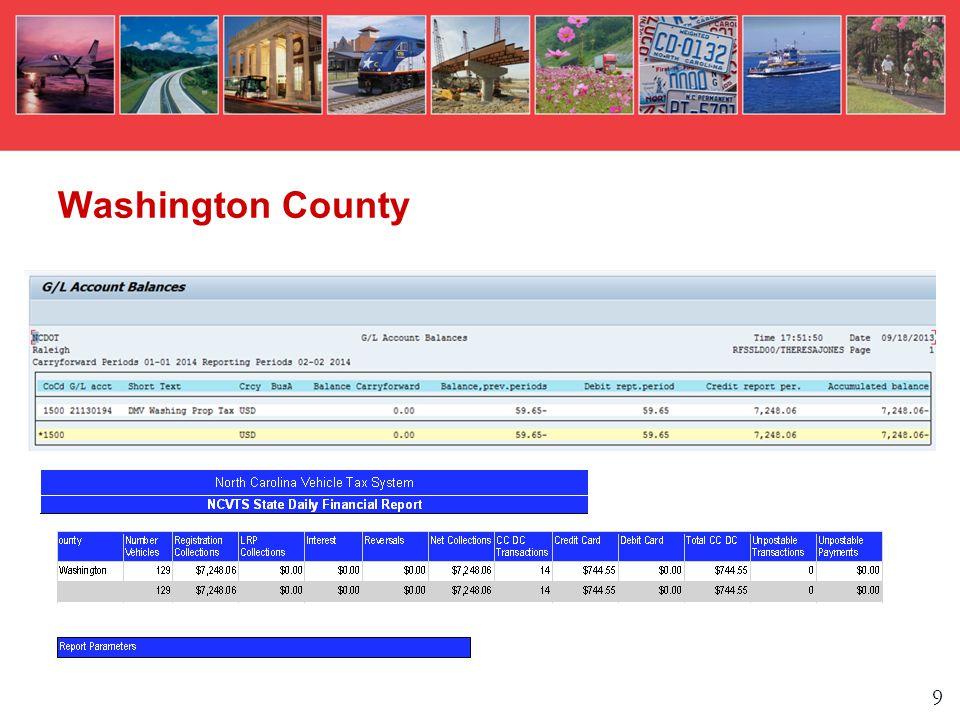 Washington County 9