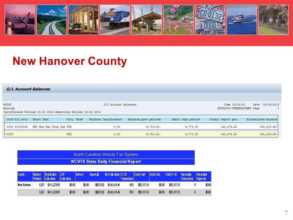 New Hanover County 7