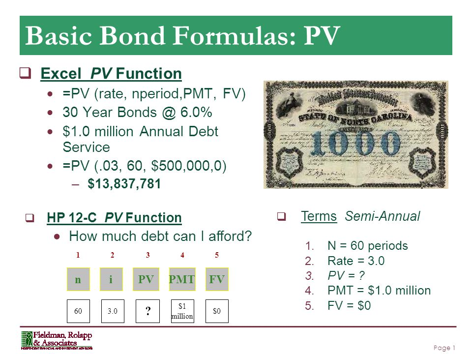 Page 32 Absolute Value & Other Considerations  Suit Rule – A refunding should generate more savings to the issuer than the suits (i.e., bond counsel, FA, underwriter, etc.) get paid.