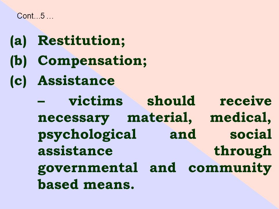 12.Probation of Offenders Act Section 5.