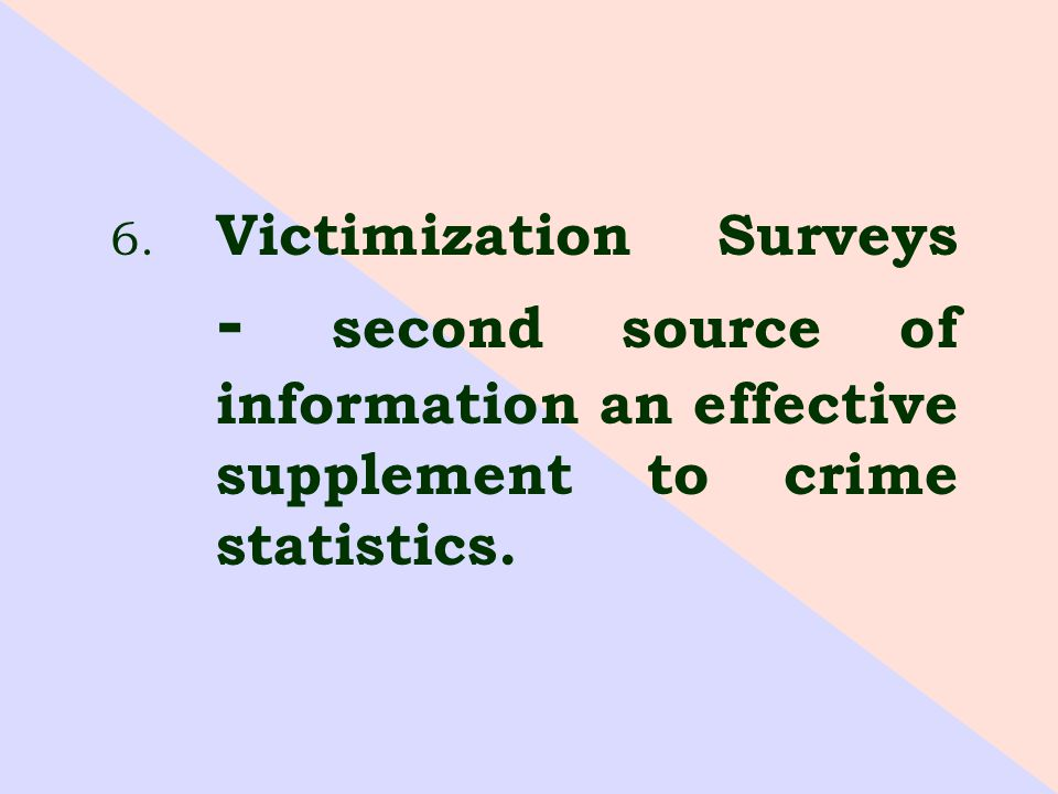 (a)Report of Malimath Committee; (b)Bill prepared by the Society of Victimology in 1995; (c)Amendment of the criminal procedure Section 357(A); Every state government shall prepare a scheme for providing funds for compensation to the victims or its dependents who have suffered loss as a result of crime and requires rehabilitation.