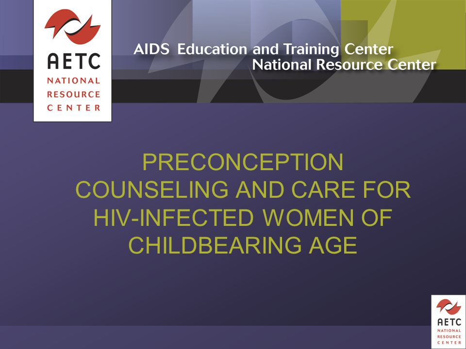 Preconception Counseling and Care (1)  Comprehensive family planning and preconception care is part of routine primary care and is recommended by CDC, ACOG, and other national organizations.