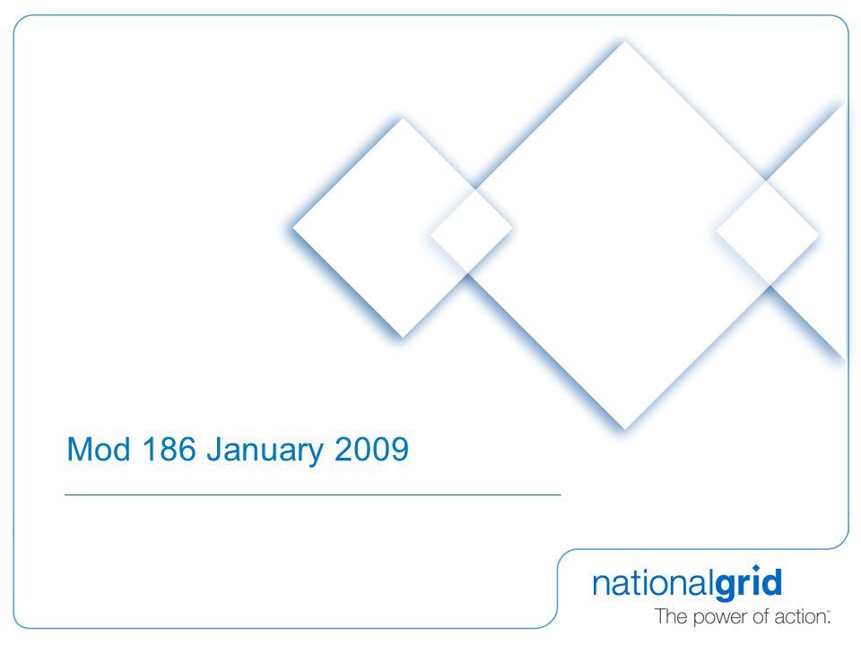 Mod 186 January 2009