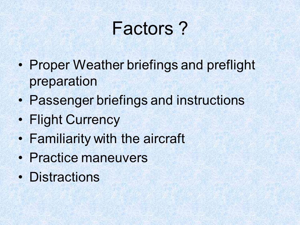 Factors .