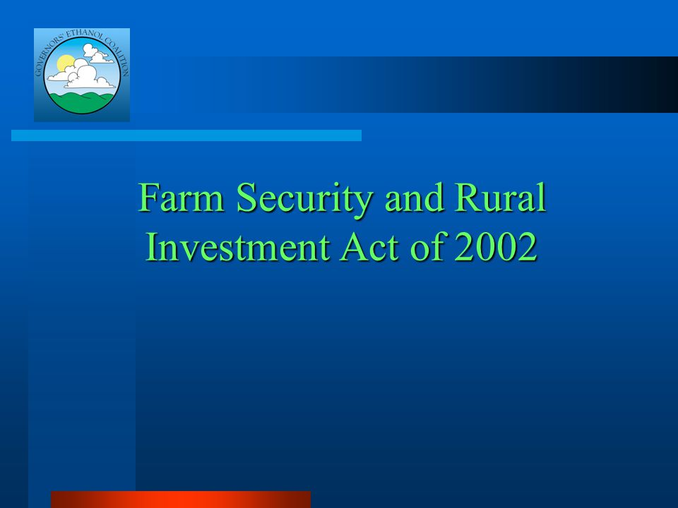 National Energy Policy Act of 2002 Temporary Waivers In consultation with Departments of Energy and Agriculture, U.S.