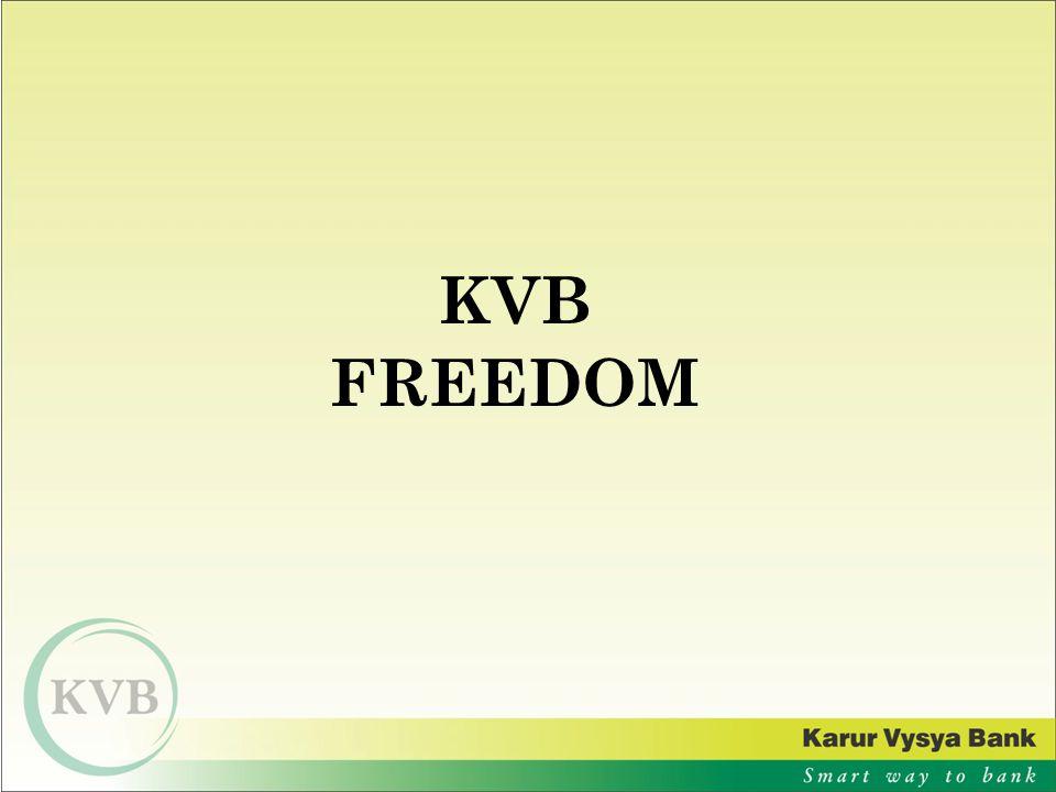 KVB FREEDOM