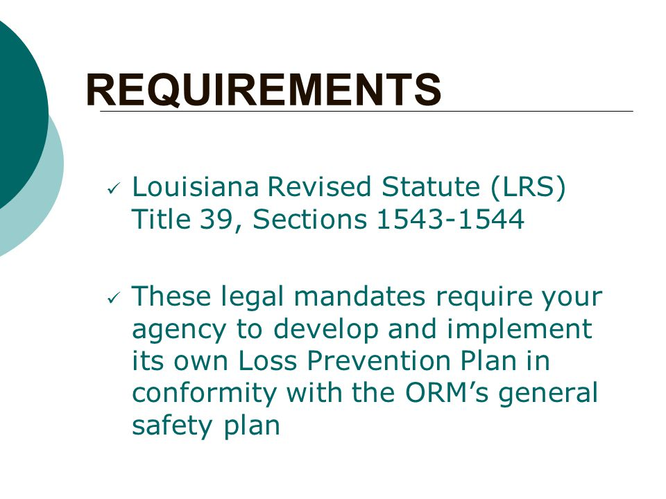 REPORTING REQUIREMENTS  Accidents reported same day  DA 2041 completed and submitted to ORM Transportation Claims within 48 hours—Do not complete DA 2000  Employees must self-report all moving violations no later than the next scheduled work day
