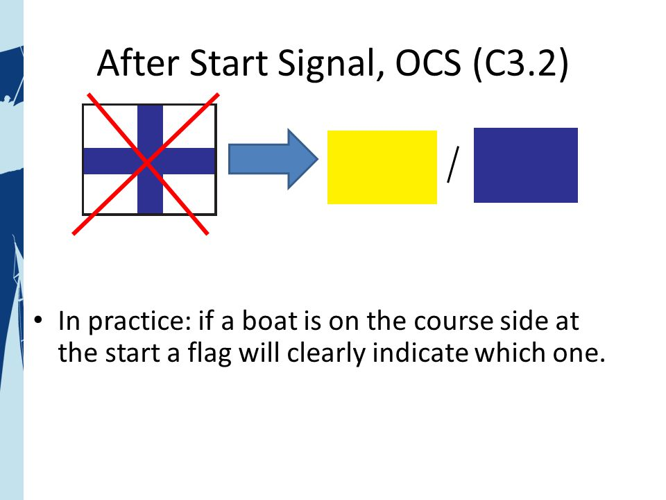 11 Digression: First Crossing (From Steve Wrigley, South Atlantic Yacht Racing Association, 2003)