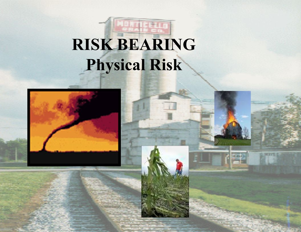 RISK BEARING Physical Risk
