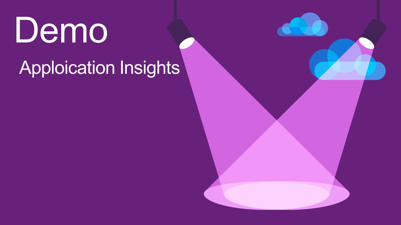 Demo Apploication Insights