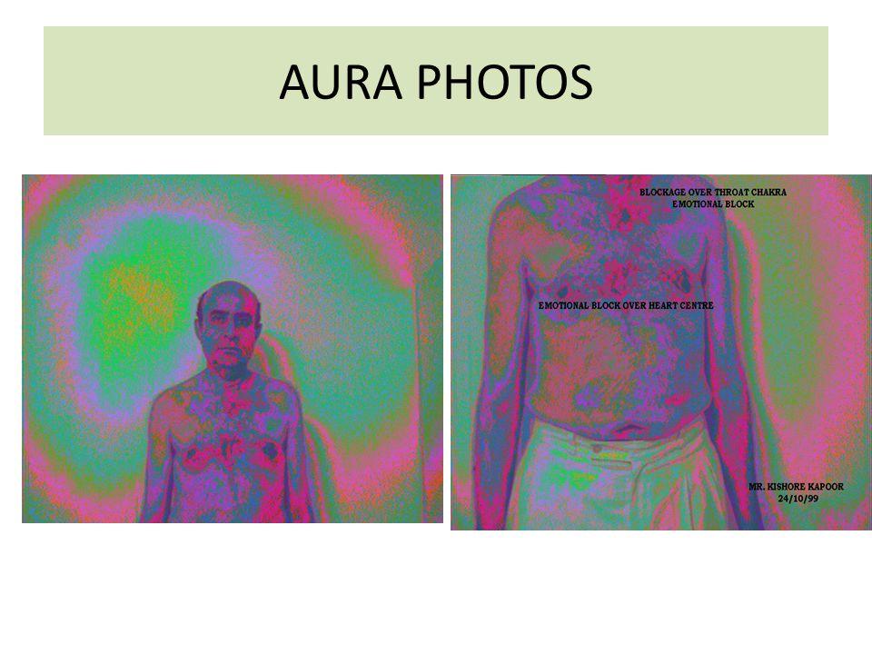 AURA PHOTOS
