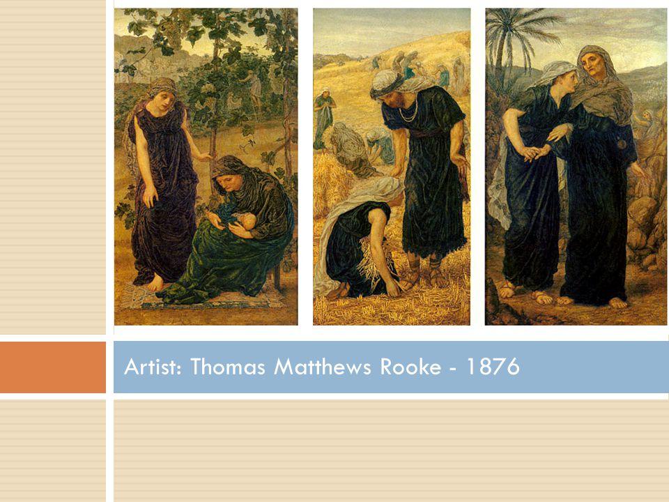 Artist: Thomas Matthews Rooke - 1876