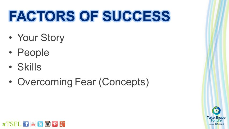 Your Story People Skills Overcoming Fear (Concepts)
