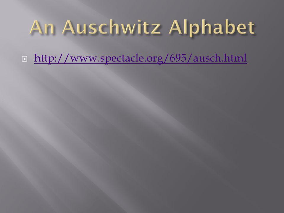  http://www.spectacle.org/695/ausch.html http://www.spectacle.org/695/ausch.html