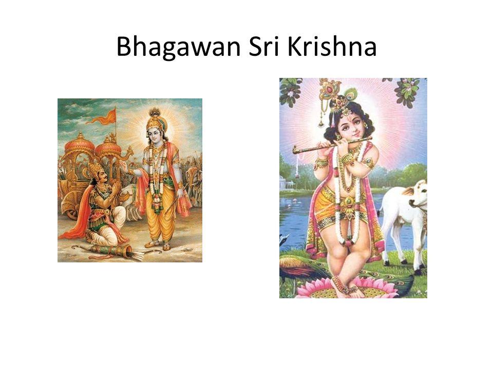 Bhagawan Sri Krishna