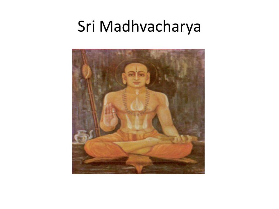 Sri Madhvacharya