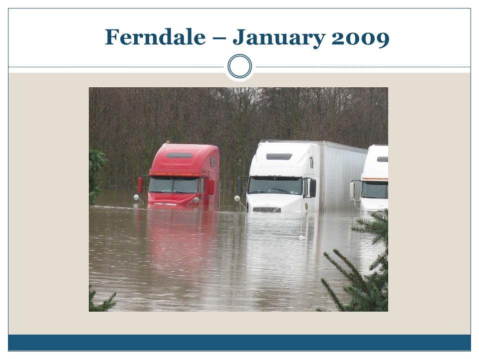 Ferndale – January 2009