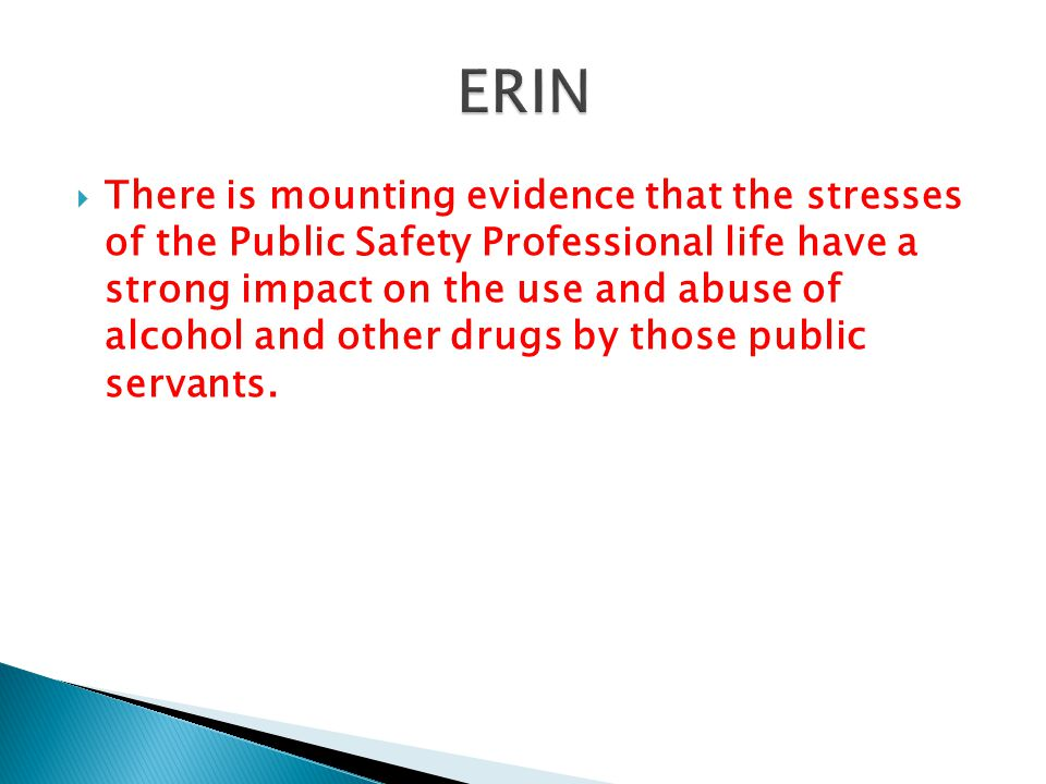  Public Safety is a profession