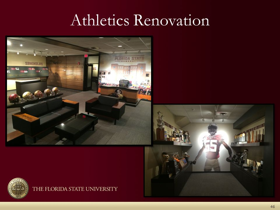 Athletics Renovation 46