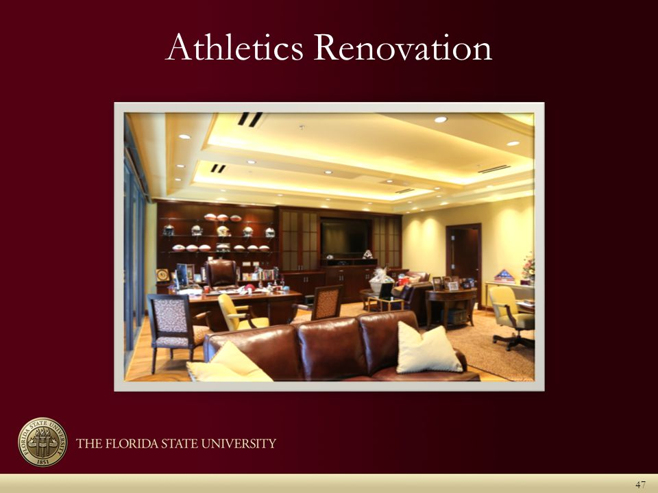 Athletics Renovation 47