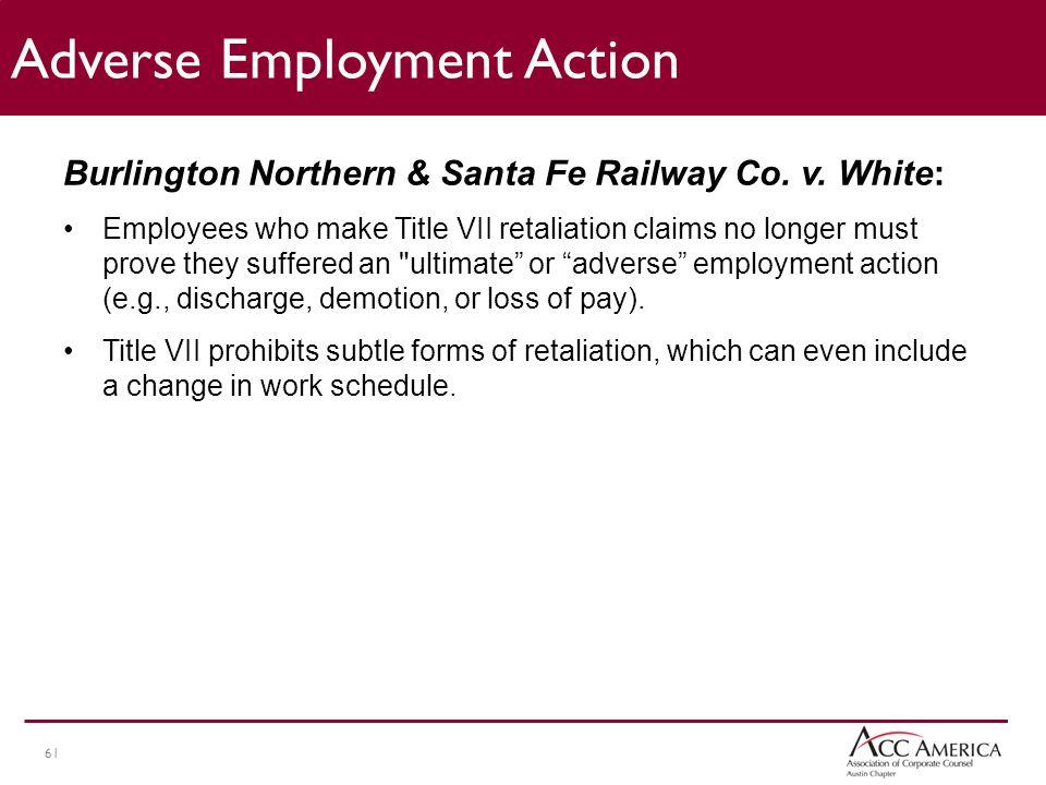 61 Burlington Northern & Santa Fe Railway Co.v.