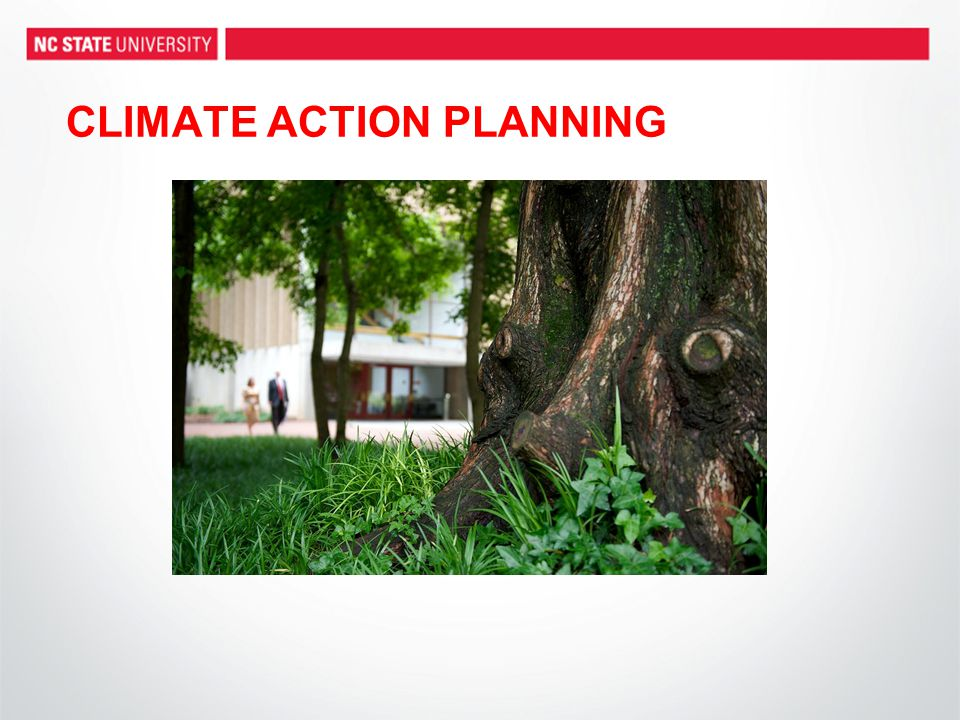CLIMATE ACTION PLANNING