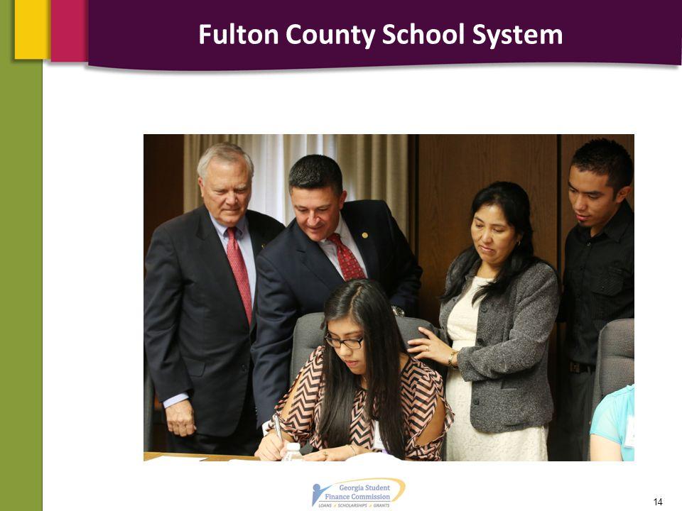 Fulton County School System 14