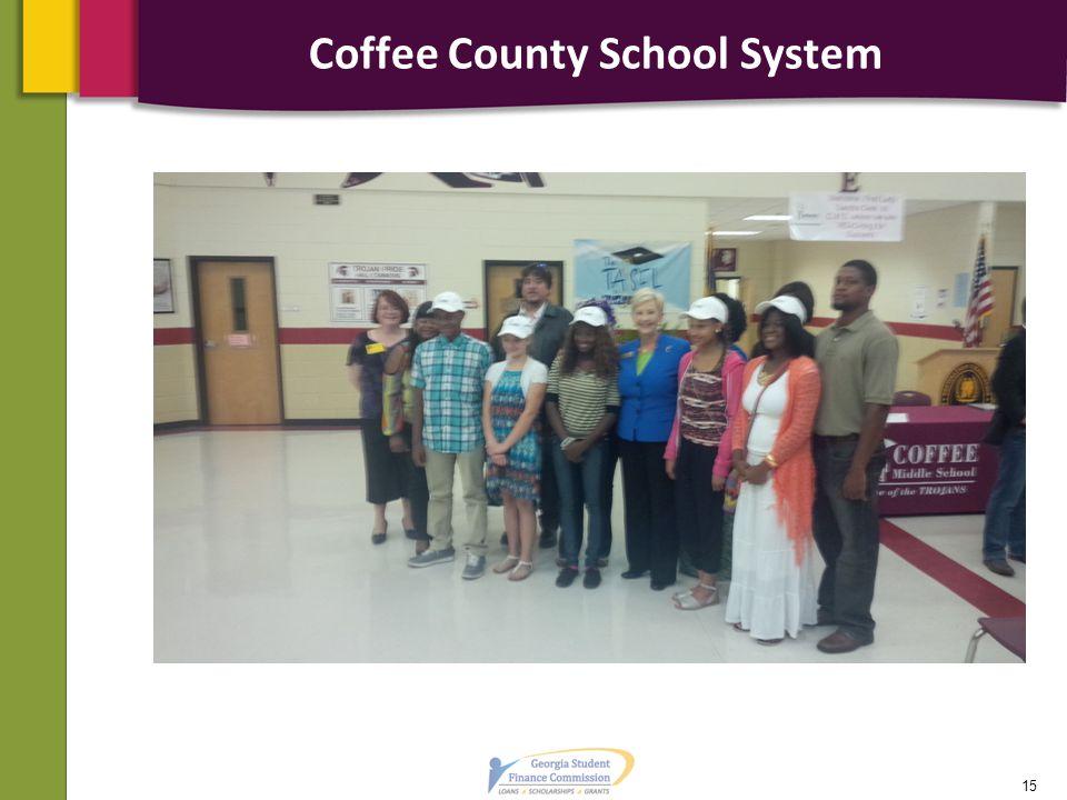 Coffee County School System 15