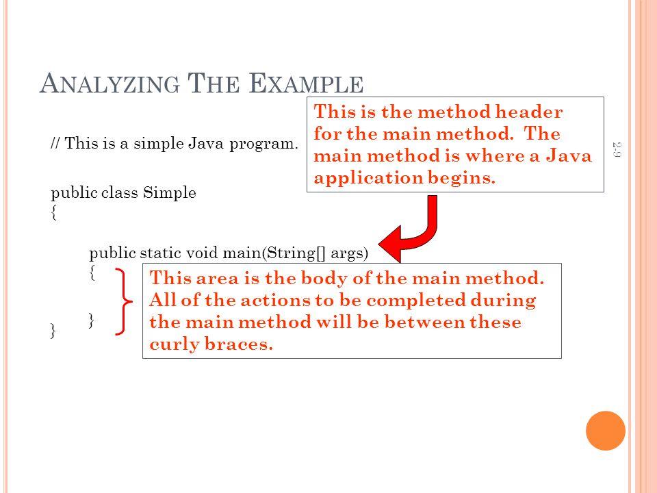2-70 I NDENTATION Programs should use proper indentation.