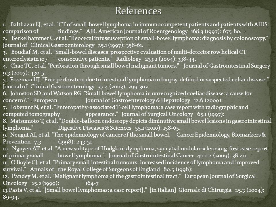 1.Balthazar EJ, et al.