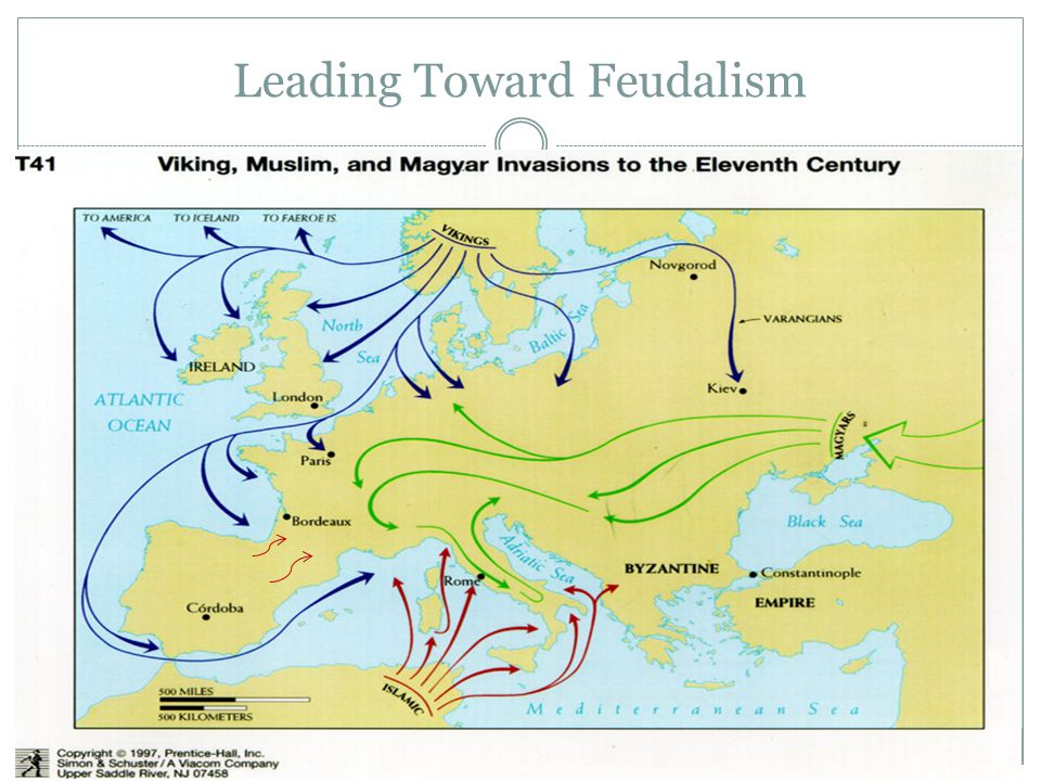 Feudalism - Structure Feudalism existed as a way of protecting economic interests King grants land to a Noble as a sort of treaty  Noble becomes Lord of the land  Land grants were called fiefs Lord could keep all of the land or grant portions of his land (fiefs) to Vassals and/or Knights as a second agreement  Knights were military men Manors, self sufficient farm villages, were lived on and worked on by servant peasants called serfs  For the right to farm the land, the serfs must give back much of what they grow