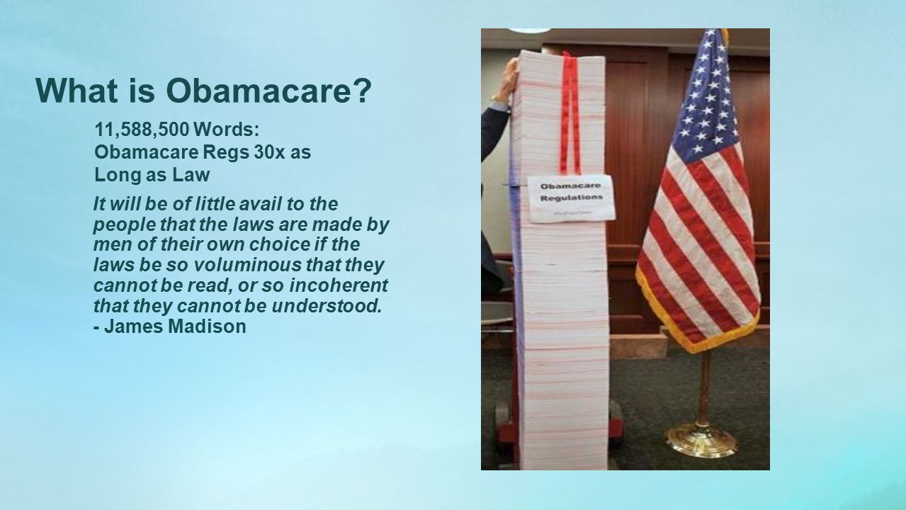 Who is exempt from the Obamacare exchange.