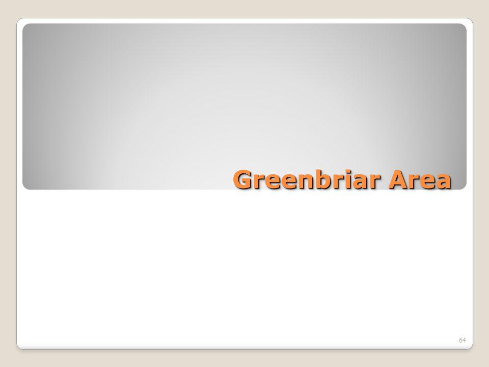Greenbriar Area 64