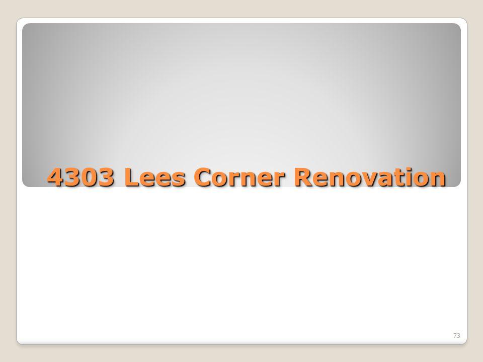 4303 Lees Corner Renovation 73