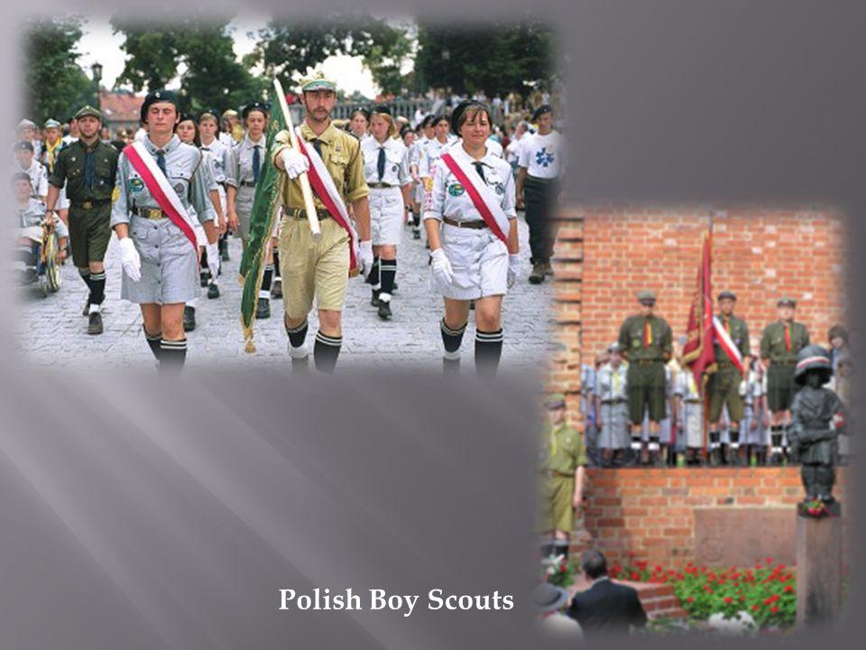 Polish Boy Scouts