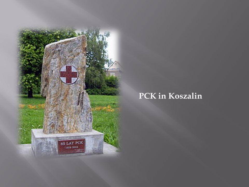 PCK in Koszalin