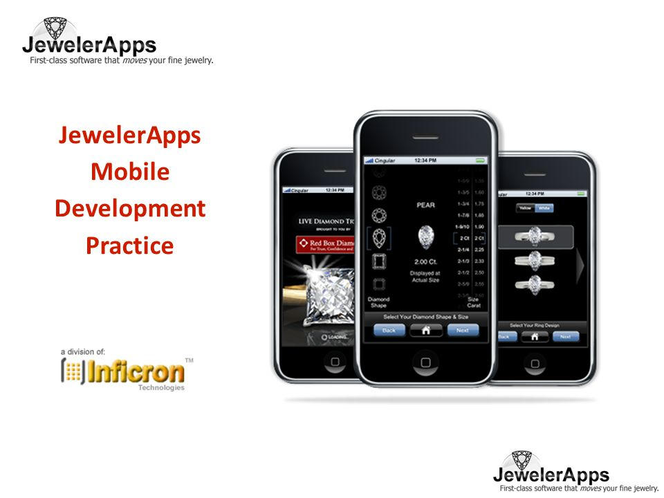 JewelerApps Mobile Development Practice