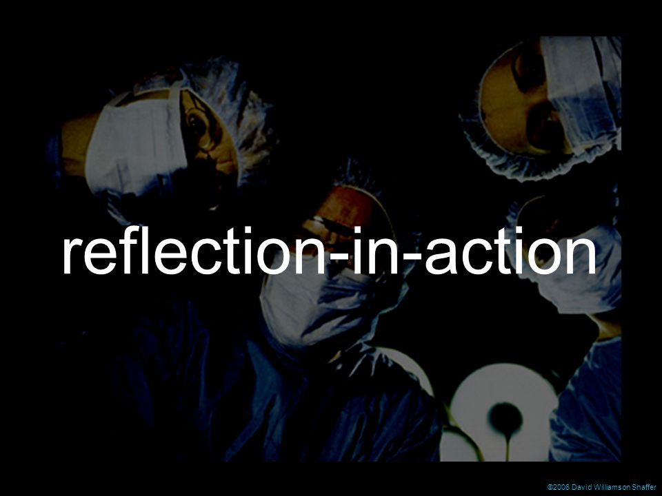 reflection-in-action
