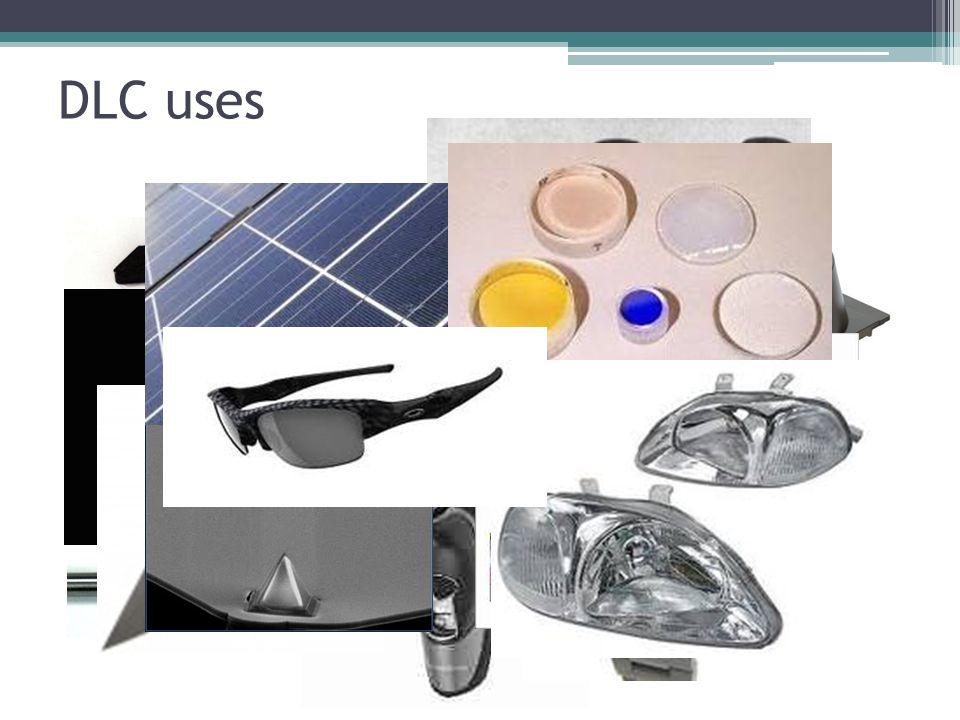 DLC uses