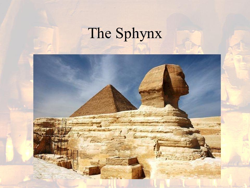 The Sphynx