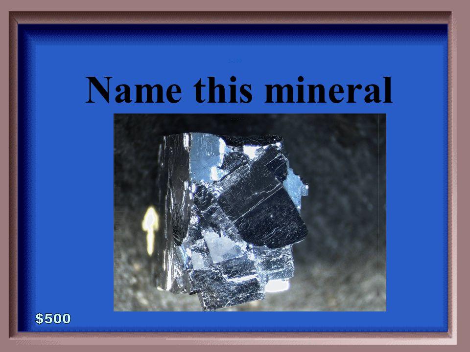 5-400A 1 - 100 Magnetite