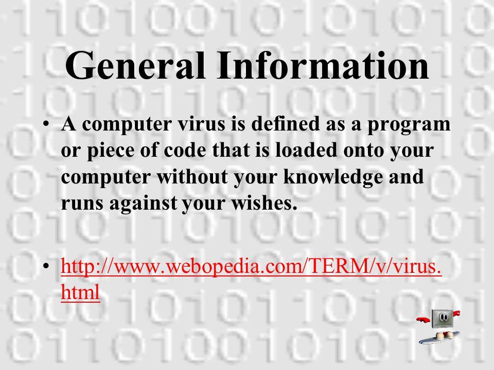 General Information Payload Activation Hidden Transmission Removal
