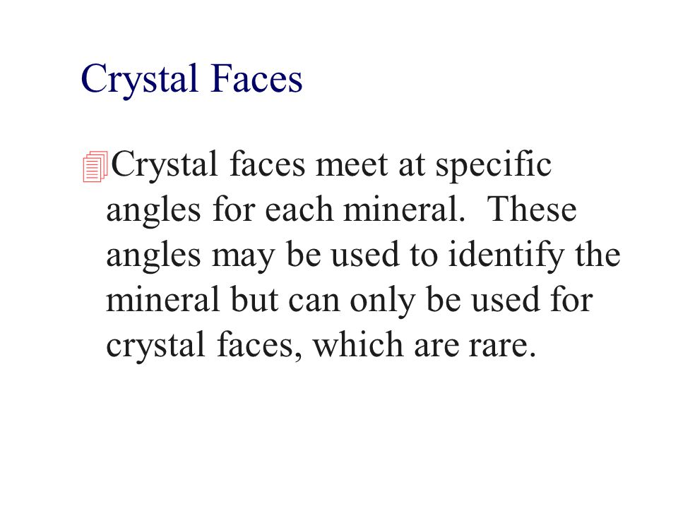 Crystals of Galena Galena crystals are cubes because the atoms arrange themselves that way.